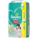 ショッピングパンパース 【送料込】 P&G パンパース パンツ ウルトラジャンボ L 56枚入 ×3個セット