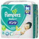 P&G パンパース さらさらケアパンツ スーパージャンボ B...