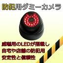 ダミーカメラ ダミー防犯カメラ/ダミー監視カメラ/LED搭載/電池式/ダミーカメラ 偽装カメラ E1...