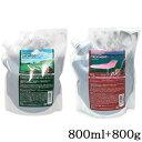 (特価)サニープレイス ザクロ精炭酸シャンプー 800ml レフィル 詰替用 + トリートメント 800g レフィル 詰替用