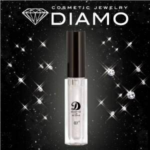 金剛石節達摩唇彩唇彩 1.8 g 0.1 ct 天然鑽石