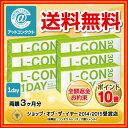 【送料無料】エルコンワンデー 6箱セット 30枚入 1日使い捨て ( シンシア エルコン LCON L-CON 1DAY クリアレンズ 1d…