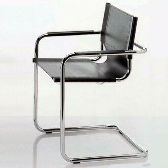 Made in Italy cantilever chair DELTA UNI