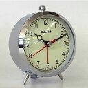 目覚まし時計 ダルトン アラームクロック クローム 100-053Q/CR レトロ アメリカンヴィンテージ調