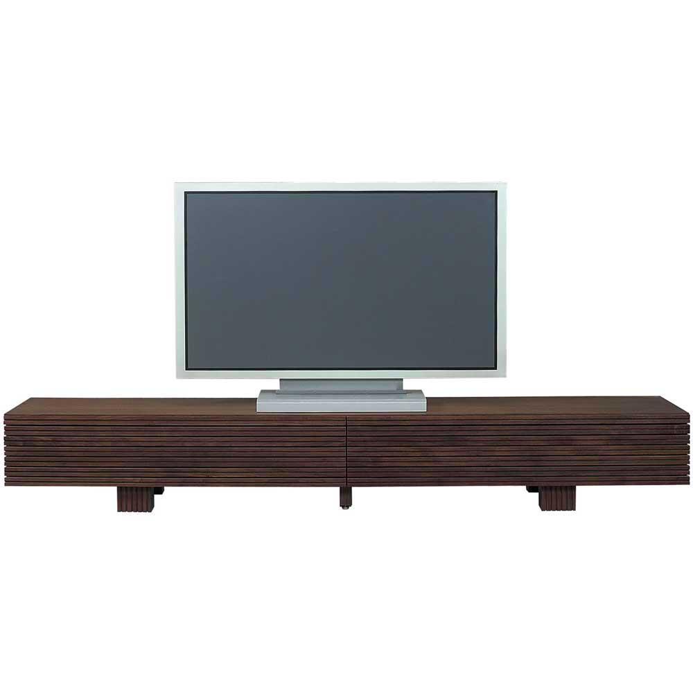 TVボード アルシュ 240 (ウォールナット)