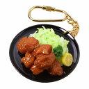 食品サンプル屋さんのキーホルダー(唐揚げ)食品サンプル ミニ...