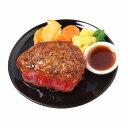 食品サンプル屋さんのマグネット(厚切りステーキ)食品サンプル ミニチュア 雑貨 食べ物 肉 外国 土産 リアル