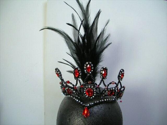 手作りバレエティアラ 18 ballet headpiece tiara  japan