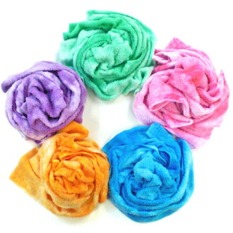 ◆ 02P24Jun11 made in irregularity dyeing daily use face towel ◆ antibacterial deodorization Japan