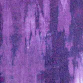 Irregularity dyeing canequim cloth (Sculley) made in Japan for patchwork * cyclamen * 02P24Jun11
