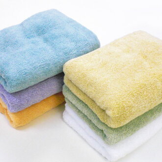 ◆ 02P24Jun11 made in hospitality use soft and fluffy gem towel face towel ◆ antibacterial deodorization Japan
