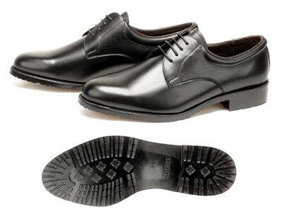YG-1 日本製本牛革紳士靴 紐式外羽根 耐滑RBセラミックスソール 静電仕様 撥水処理 24.5-28.0cm EEE