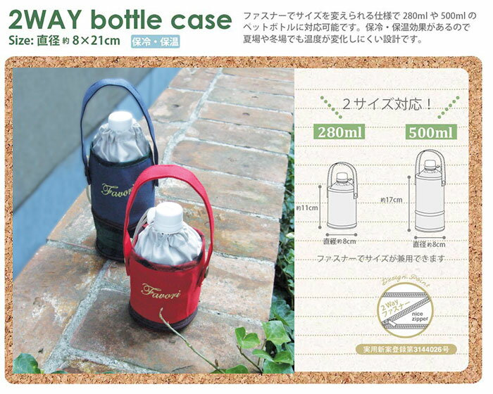 ペットボトルケース・保冷保温☆【パ】【送料無料...の紹介画像3