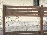 ウッドフェンス?木製フェンスの決定版5000円以上で!翌日配達OK!天然木製 ボーダーフェンス(アレンジ)端数購入用Cider House EXTERIOR 【あす楽対応】