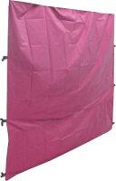 ワンタッチテント用 サンシェード (2×2m用) ピンク ※メーカー出荷商品の為、代引き不可です。 商品型番:nnwtp-ss200-pkの画像