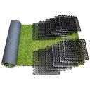 ベランダターフキット60×180cm超人気のロール人工芝30mm春秋色(しっかりタイプ)が、そのままベランダで使えます!テラス・バルコニーなどコンクリートの床で...