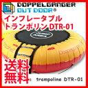 【在庫有】ドッペルギャンガー 家庭用トランポリン【インフレータブル トランポリン DTR-01】の通販【送料無料】