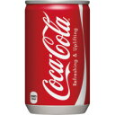 【代引不可】【お一人様1点限り】コカ・コーラ コカ・コーラ 160ml×30本 (缶) 763-0712