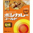 食品 - 大塚食品 ボンカレー ゴールド 中辛 180g×10食 761-1933