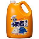 液体ビック作業着洗い 業務用 4.5kg