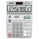 カシオエコマーク付電卓 デスクタイプ 12桁 DF-120GT-N 412-1305