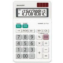 エルシーメイト電卓 EL−772J−X  014-9961