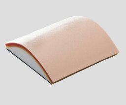 訓練用モデル 皮膚縫合モデル2 3層シート・台付き  8-5875-14