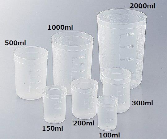 ディスポカップ(ブロー成形) 100ml 1個入