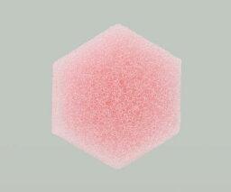 プロシェア口腔ケアスポンジ(プラ軸) H ピンク六角形 1箱(1本/袋×50袋) 症状にあわせて6つのラインナップを使い分けたケアが可能