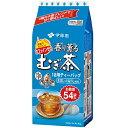 伊藤園 香り薫るむぎ茶 54バッグ×3袋 964-3291
