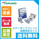 【★ポイント2倍★】テルモ メディセーフフィット 血糖測定セット MS-FKS01