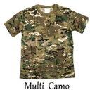 カモフラージュ Tシャツ( 迷彩 Tシャツ) JT048YN マルチ Mサイズ