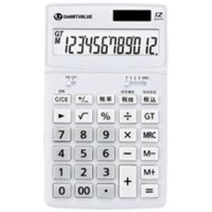 ジョインテックス 小型電卓 ホワイト5台 K07...の商品画像