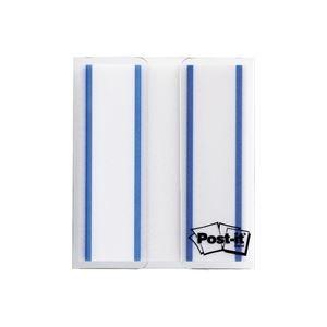 (業務用200セット) スリーエム 3M ポストイット 6822 ジョーブインデックス 青 メモ・付箋 ふせん のりつきメモ まとめお得セット