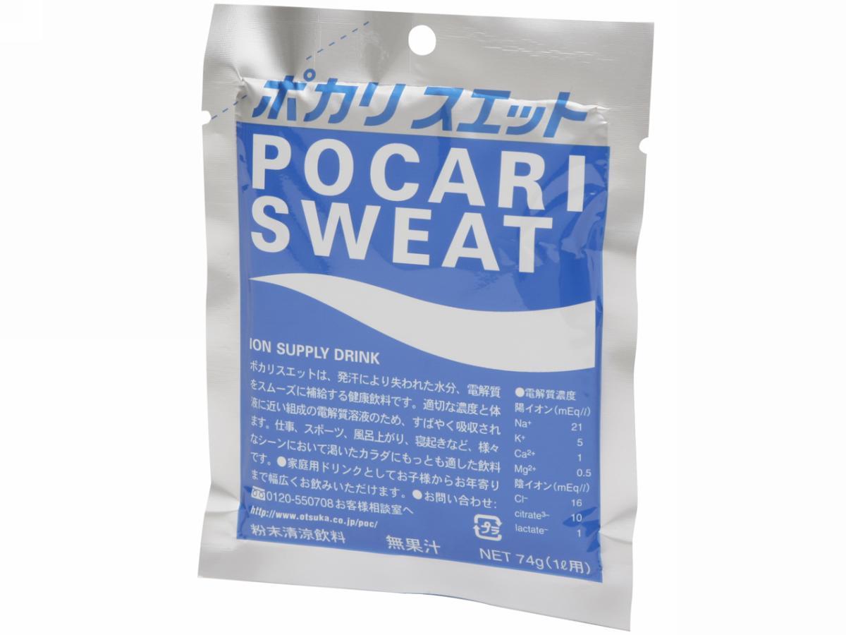 大塚製薬 ポカリスエット 1L用パウダー (1袋)