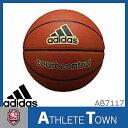 アディダス adidas バスケットボール 7号球 AB7117 コートコントロール