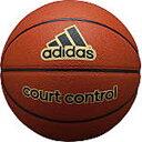アディダス adidas バスケットボール 6号球 貼り・人工皮革 コートコントロール AB6117...