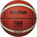 モルテン molten バスケットボール BG2000 FIBAスペシャルエディション 7号球 ゴム製 国際公認球 B7G2000-S0J