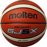 【人気商品です】モルテン molten バスケットボール GJ5X 5号球 BGJ5X 検定球