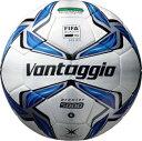 モルテン molten サッカーボール ヴァンタッジオ5000プレミア 5号球 芝用 ホワイト×ブ