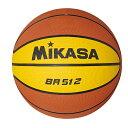 樂天商城 - ミカサ MIKASA バスケットボール 5号球 BR512 小学用 ミニバスケットボール