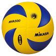 ミカサ MIKASA バレーボール 4号球 軽量 MVA500 小学生用 検定球