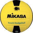 ミカサ MIKASA ビーチドッジボール 一般競技者向 EVA(特殊スポンジ)素材 重量約240g MGBD240-YBK