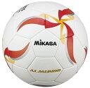 【ネーム加工可】ミカサ MIKASA サッカーボール 5号球 ALMUNDO グレー/レッド 一般 大学 高校 中学用 貼り 人工皮革 天然ゴムチューブ 検定球 F500KN-GLR