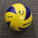ミカサ MIKASA バレーボール 4号球 中学・家庭婦人用 レジャー用 MVA4