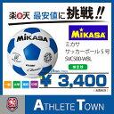 ミカサ MIKASA サッカーボール 5号球 SVC500-WBL 一般・大学・高校・中学用 検定球