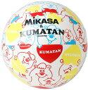 ミカサ MIKASA MIKASA&KUMATAN バスケットボール 1.5号 ホワイト/ブルー/レッド/イエロー WCJKU-B1.5-MC