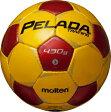 モルテン molten ペレーダトレーニング 3号球 F3P9200-YR 約430g サッカーボール トレーニング用 イエロー×レッド