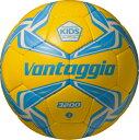 樂天商城 - モルテン molten サッカーボール ヴァンタッジオ3200軽量 3号球 イエロー×サックス 小学校用 F3V3200-LY