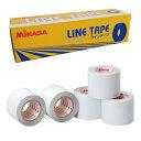 ミカサ MIKASA ラインテープ PP-50W ホワイト ...